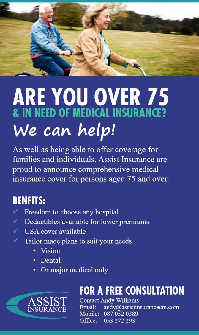 Over Age 75? Now You Can Get Health Insurance!