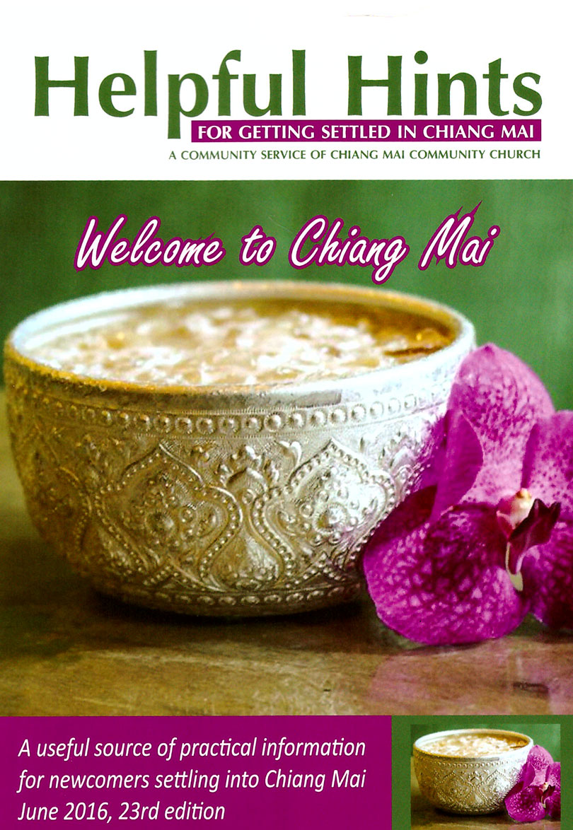 Are you new to Chiang Mai?
