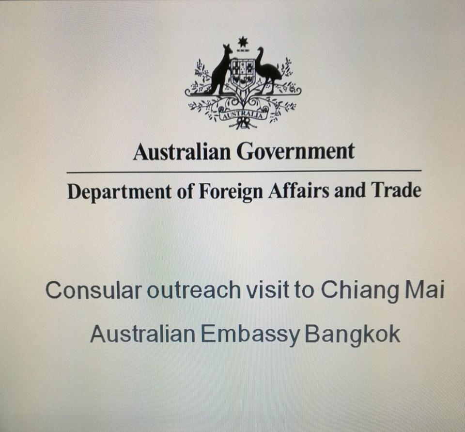 consular visit